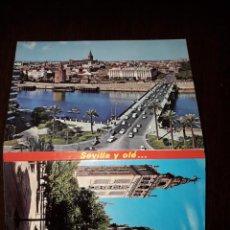 Postales: SEVILLA Y OLE. Lote 217216186