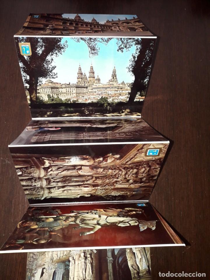 Postales: SANTIAGO DE COMPOSTELA - Foto 2 - 217216363