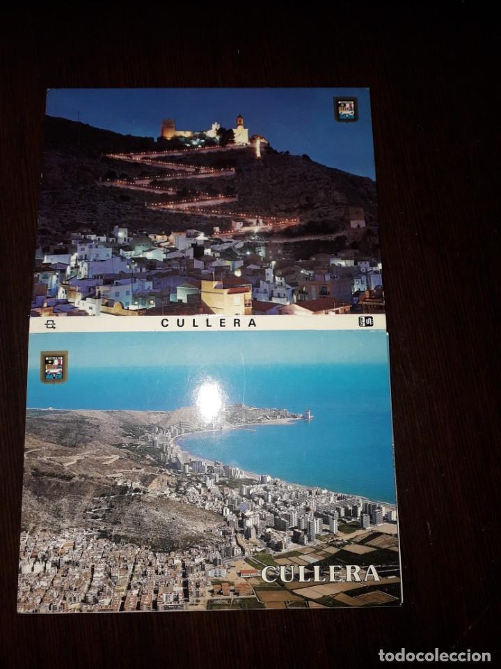 CULLERA (Postales - España - Sin Clasificar Moderna (desde 1.940))