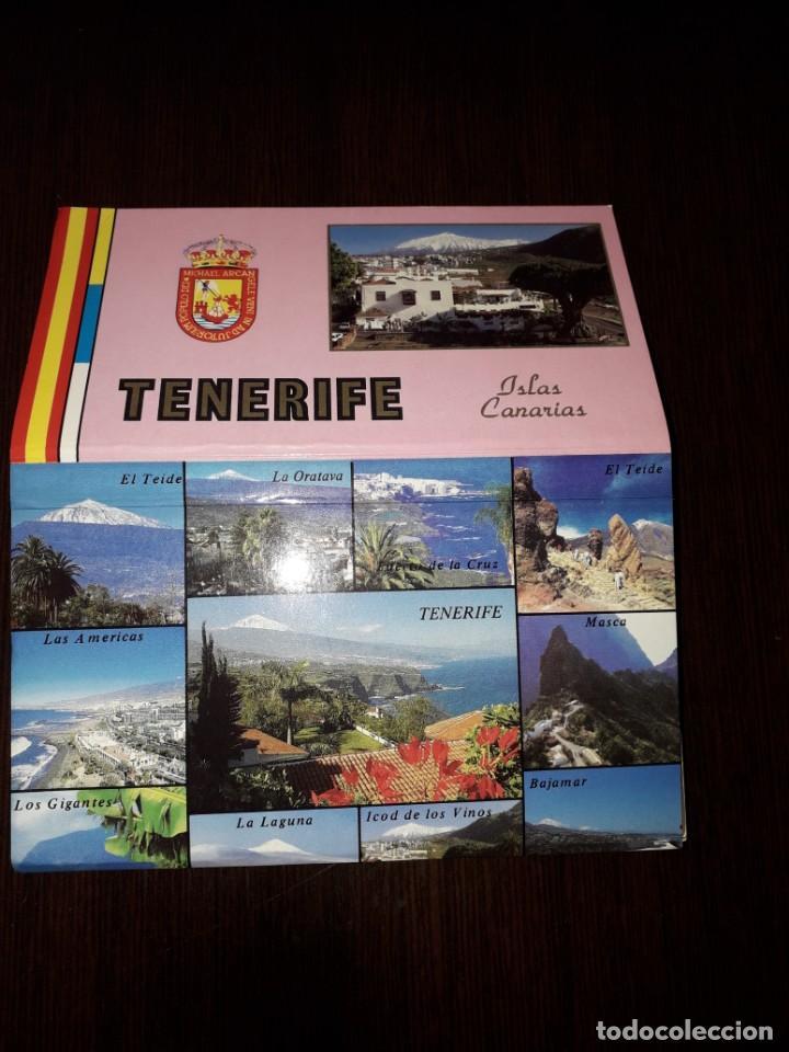 ISLAS CANARIAS - TENERIFE (Postales - España - Sin Clasificar Moderna (desde 1.940))