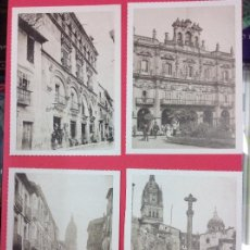 Postales: 4 POSTALES DE SALAMANCA. Lote 218194253