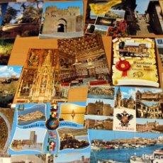 Postales: LOTE DE 20 POSTALES DE ESPAÑA DIFERENTES SIN CIRCULAR -AÑOS 70. Lote 219186480