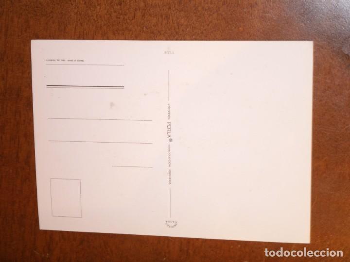 Postales: ANTIGUA POSTAL MILITAR DE LOS AÑOS 60-70 - Foto 4 - 219293377