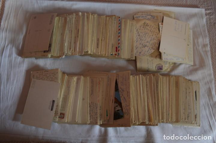 Postales: LOTE GIGANTE POSTALES - Sobre 850 POSTALES VARIADAS - Casi 4kg - ESPAÑA Y OTROS PAÍSES ¡Mira! - Foto 6 - 219499876
