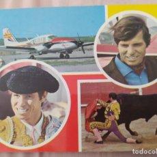 Postales: POSTALES DE TEMA ESPAÑA. TOROS Y FLAMENCO. Lote 220062801