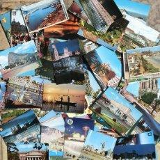 Postales: LOTE DE MÁS DE 130 POSTALES - ESPAÑA - SIN CIRCULAR - COLECCIONISTAS -. Lote 220089063