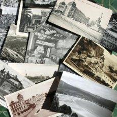 Postales: LOTE DE POSTALES EN BLANCO & NEGRO - ESPAÑA - 33 - SIN CIRCULAR - COLECCIONISTAS -. Lote 220093335