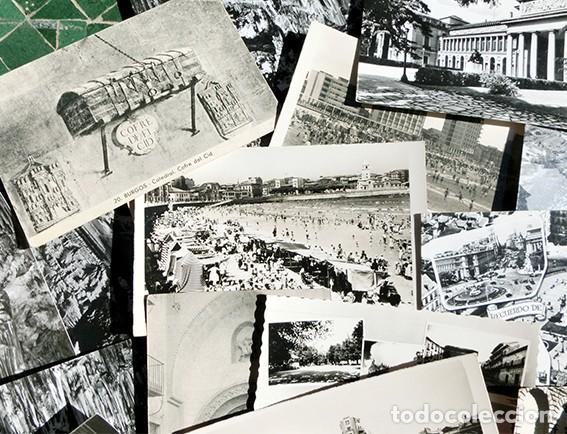 Postales: LOTE DE POSTALES EN BLANCO & NEGRO - ESPAÑA - 33 - SIN CIRCULAR - COLECCIONISTAS - - Foto 2 - 220093335