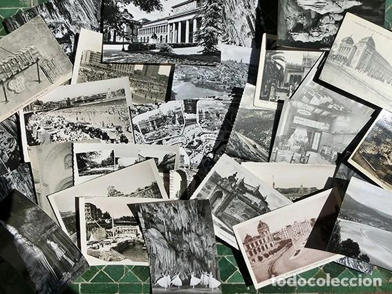 Postales: LOTE DE POSTALES EN BLANCO & NEGRO - ESPAÑA - 33 - SIN CIRCULAR - COLECCIONISTAS - - Foto 3 - 220093335