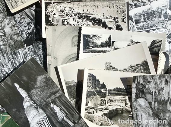 Postales: LOTE DE POSTALES EN BLANCO & NEGRO - ESPAÑA - 33 - SIN CIRCULAR - COLECCIONISTAS - - Foto 4 - 220093335