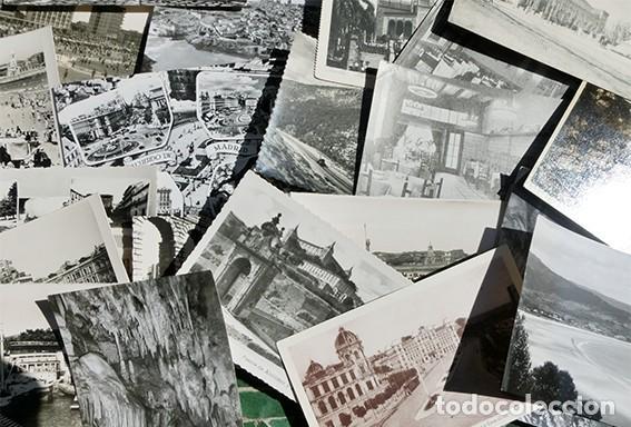 Postales: LOTE DE POSTALES EN BLANCO & NEGRO - ESPAÑA - 33 - SIN CIRCULAR - COLECCIONISTAS - - Foto 5 - 220093335