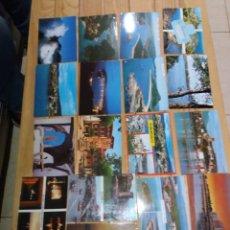 Postales: POSTALES SIN CIRCULAR VARIADAS. Lote 220113596