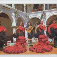 Cartes Postales: Nº 2045 ESPAÑA TIPICA. BALLET FIESTA FLAMENCA. EL RELICARIO (NIGHT CLUB) -EDICIONES SAVIR, 1974-. Lote 220655988