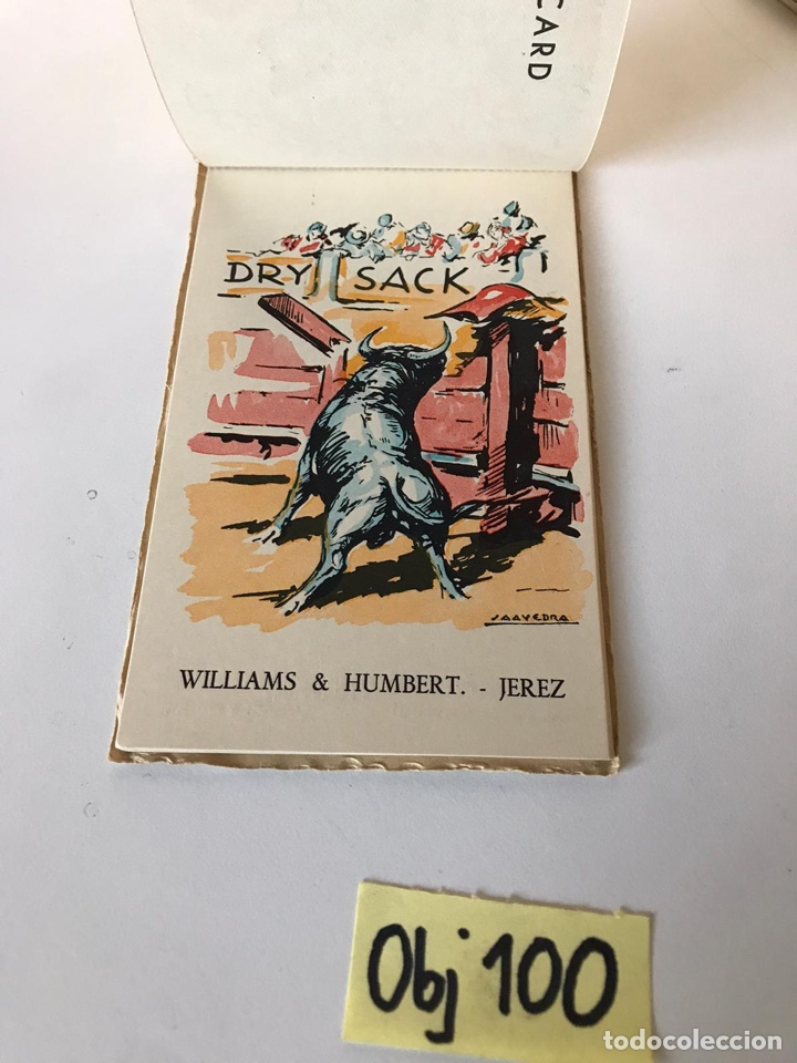 Postales: williams y humbert postales - Foto 5 - 220898100