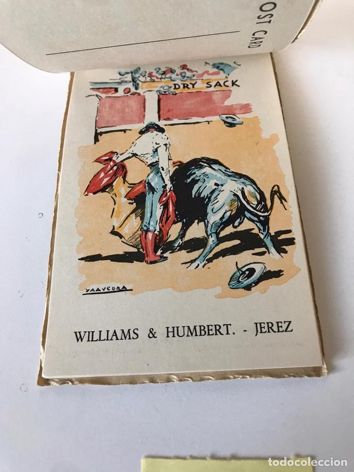Postales: williams y humbert postales - Foto 7 - 220898100