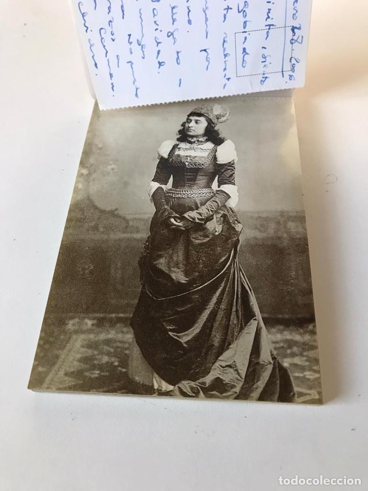 Postales: Álbum postales maria guerrero - Foto 2 - 220898196