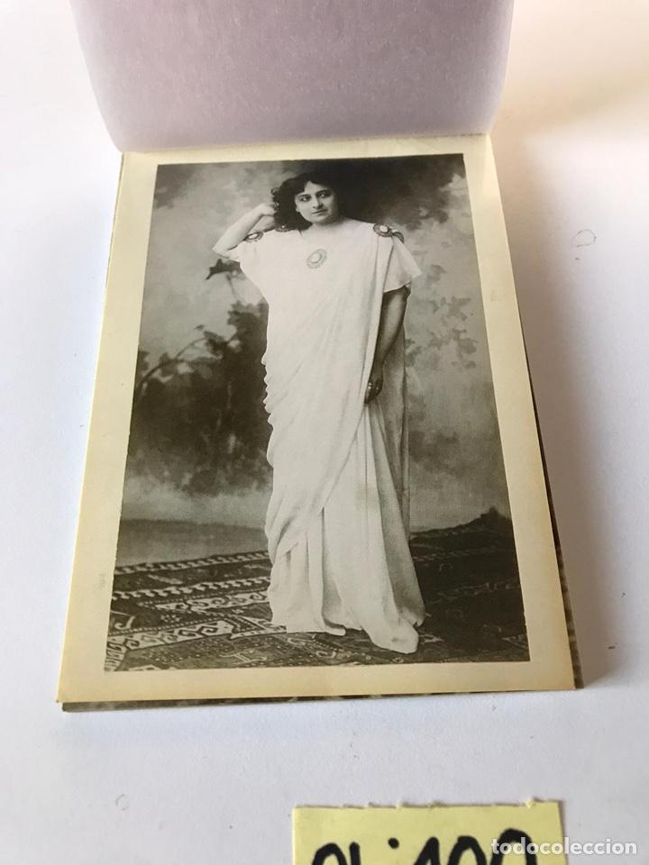 Postales: Álbum postales maria guerrero - Foto 3 - 220898196