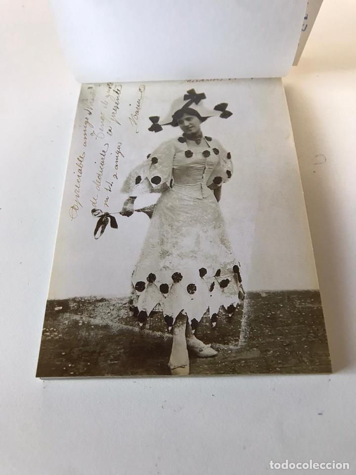 Postales: Álbum postales maria guerrero - Foto 5 - 220898196