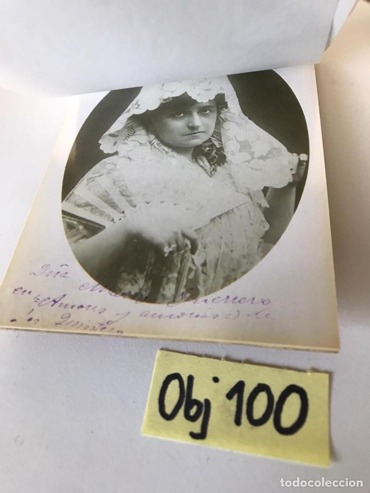 Postales: Álbum postales maria guerrero - Foto 6 - 220898196