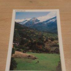 Postales: POSTAL PIRINEOS (ANTIGUA). Lote 221165126
