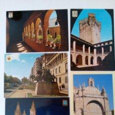 Postales: LOTE 15 POSTALES MONUMENTOS DE ESPAÑA. Lote 221471691