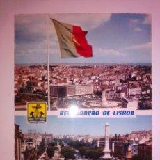 Postales: POSTAL ANTIGUA ESCRITA Y CON SELLO. Lote 221734605