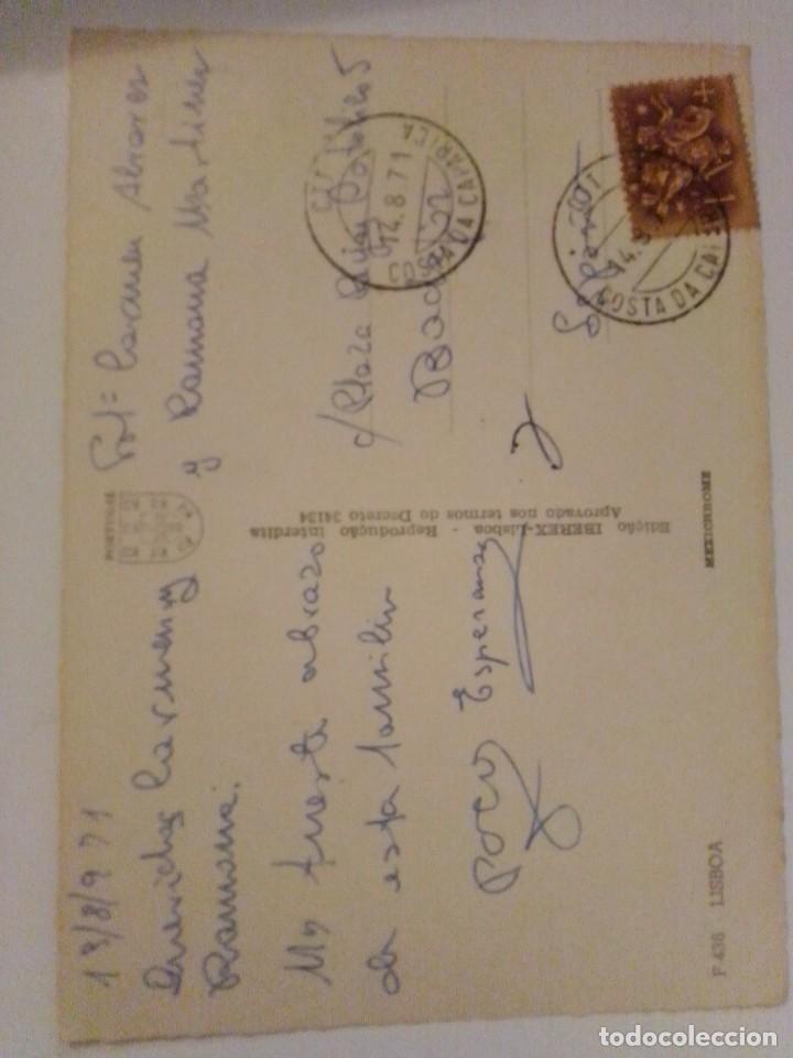 Postales: Postal antigua escrita y con sello - Foto 2 - 221734605