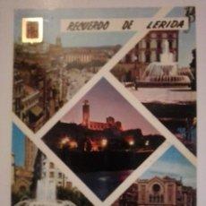 Postales: POSTAL ANTIGUA ESCRITA Y CON SELLO. Lote 221734633