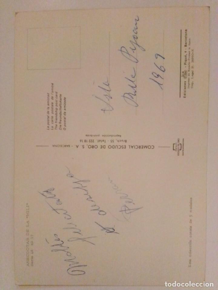 Postales: Postal antigua escrita - Foto 2 - 221734705