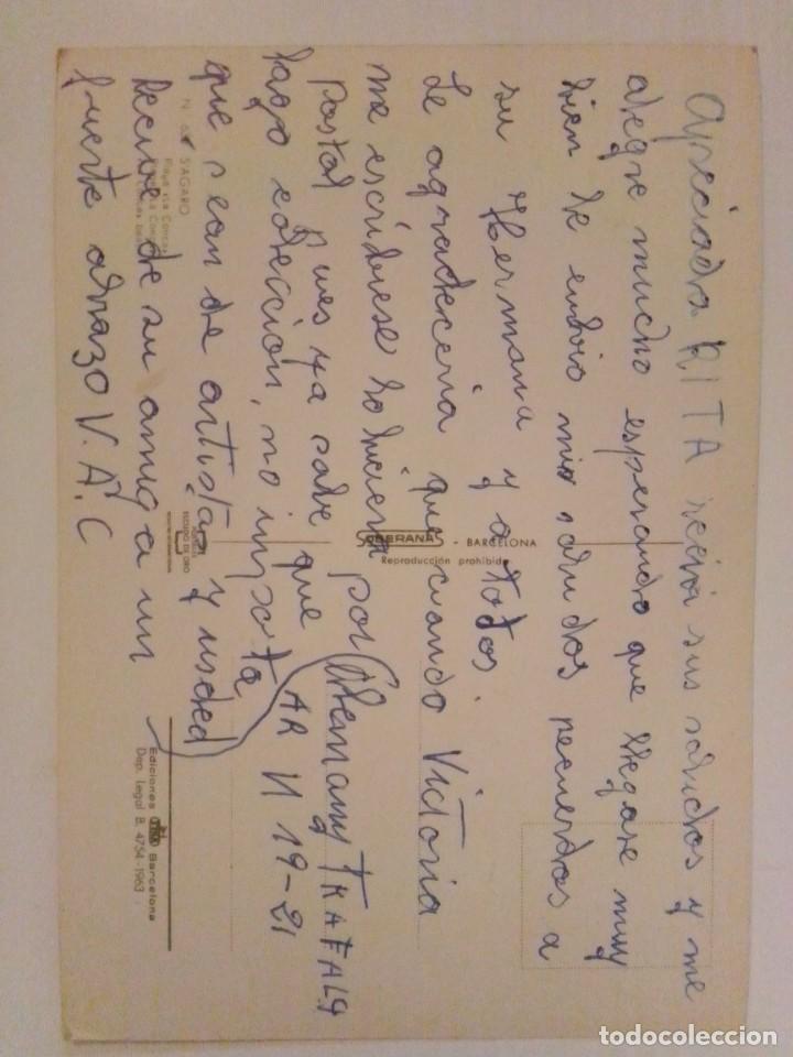 Postales: Postal antigua escrita - Foto 2 - 221734712