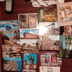 Postales: POSTALES AÑOS 60_80. Lote 221778153
