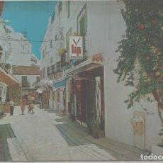 Postales: LOTE A-POSTAL MARBELLA MALAGA MATA SELLOS. Lote 222580343