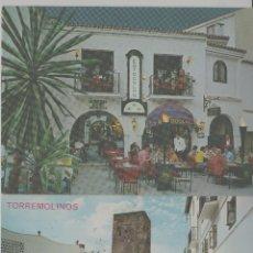 Postales: LOTE A-POSTALES MARBELLA MALAGA SELLOS. Lote 222580653