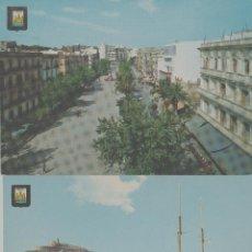 Postales: LOTE A-POSTALES IBIZA AÑOS 60. Lote 222580976