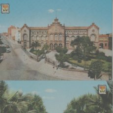 Postales: LOTE A-POSTALES TARRASA BARCELONA AÑOS 60. Lote 222581333