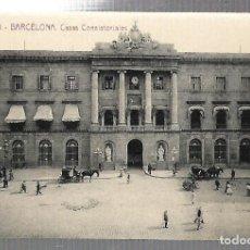 Postales: BARCELONA --CASAS CONSISTORIALES COLECCION A.T.V. 46. Lote 222906468