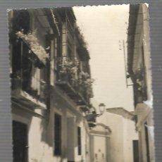 Postales: MALAGA --CALLE DE LOS CRISTOS. Lote 222907093