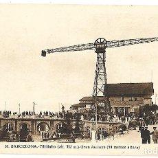 Postales: BARCELONA PARQUE DEL TIBIDABO -- COLECCION ROISIN. Lote 222907937