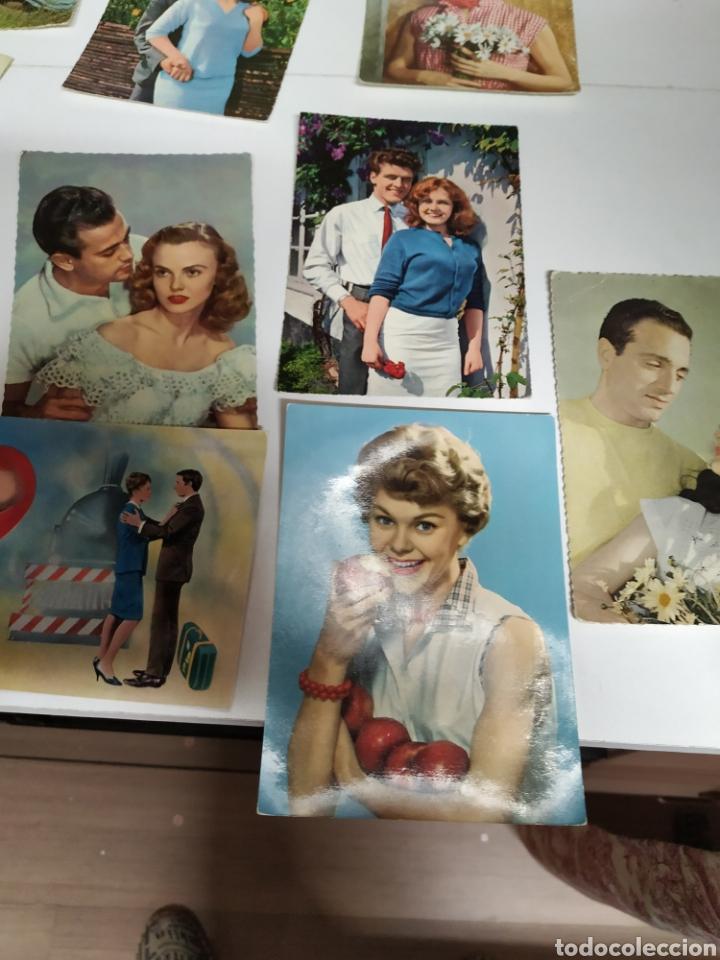 Postales: 23 postales años 60 - Foto 2 - 222916356