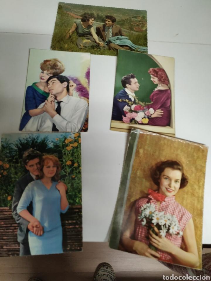 Postales: 23 postales años 60 - Foto 4 - 222916356
