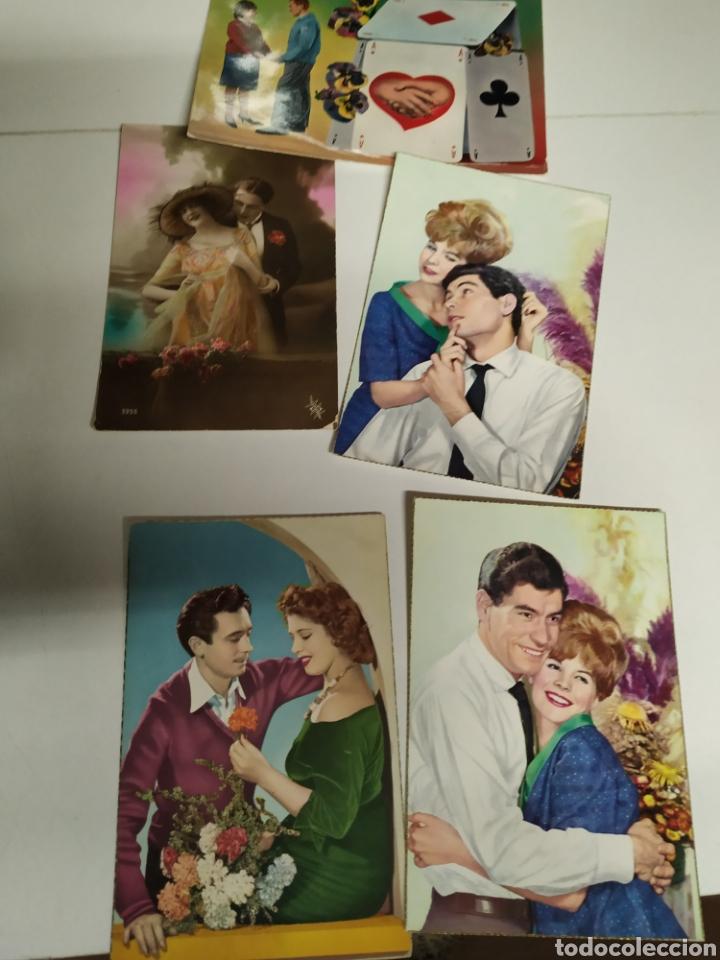 Postales: 23 postales años 60 - Foto 6 - 222916356