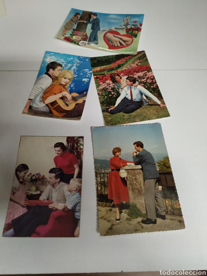 Postales: 23 postales años 60 - Foto 8 - 222916356