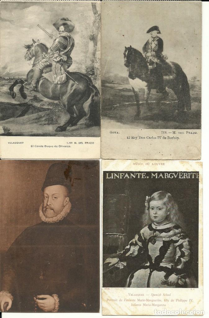 Postales: 35 Tarjetas Postales , Monarquia española - Foto 5 - 224423795