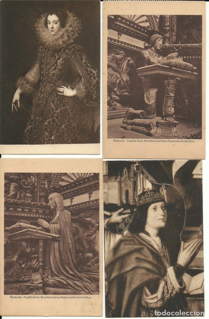 Postales: 35 Tarjetas Postales , Monarquia española - Foto 6 - 224423795