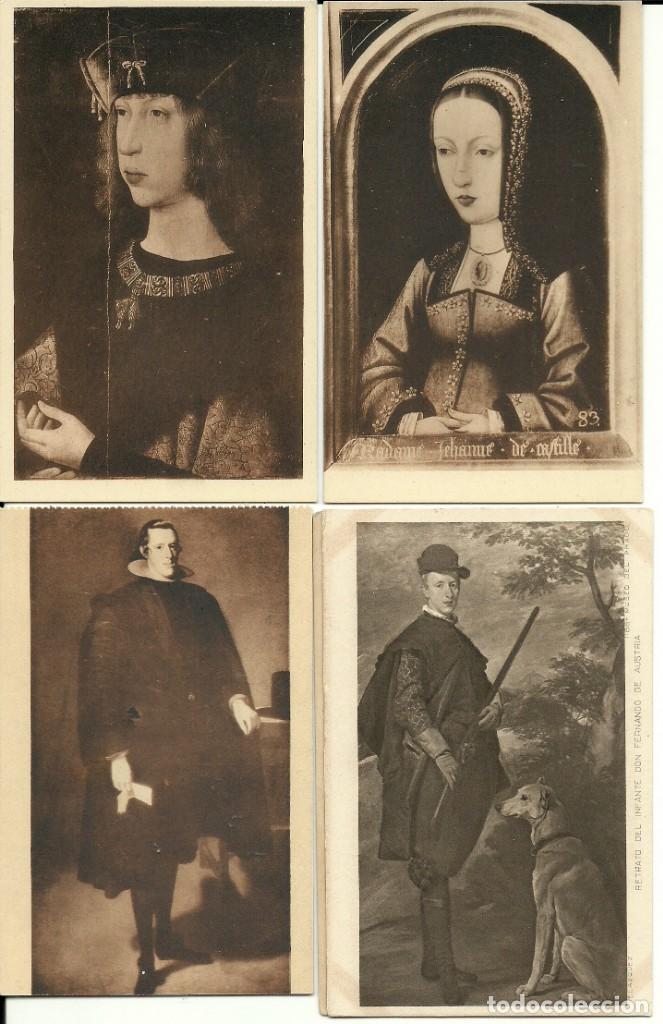 Postales: 35 Tarjetas Postales , Monarquia española - Foto 7 - 224423795