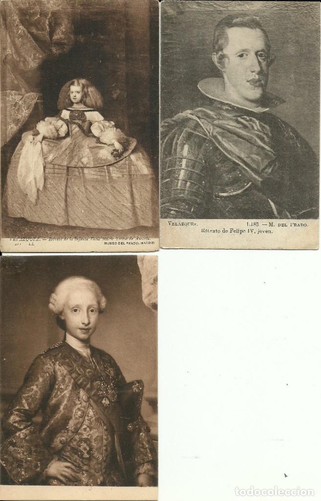 Postales: 35 Tarjetas Postales , Monarquia española - Foto 8 - 224423795