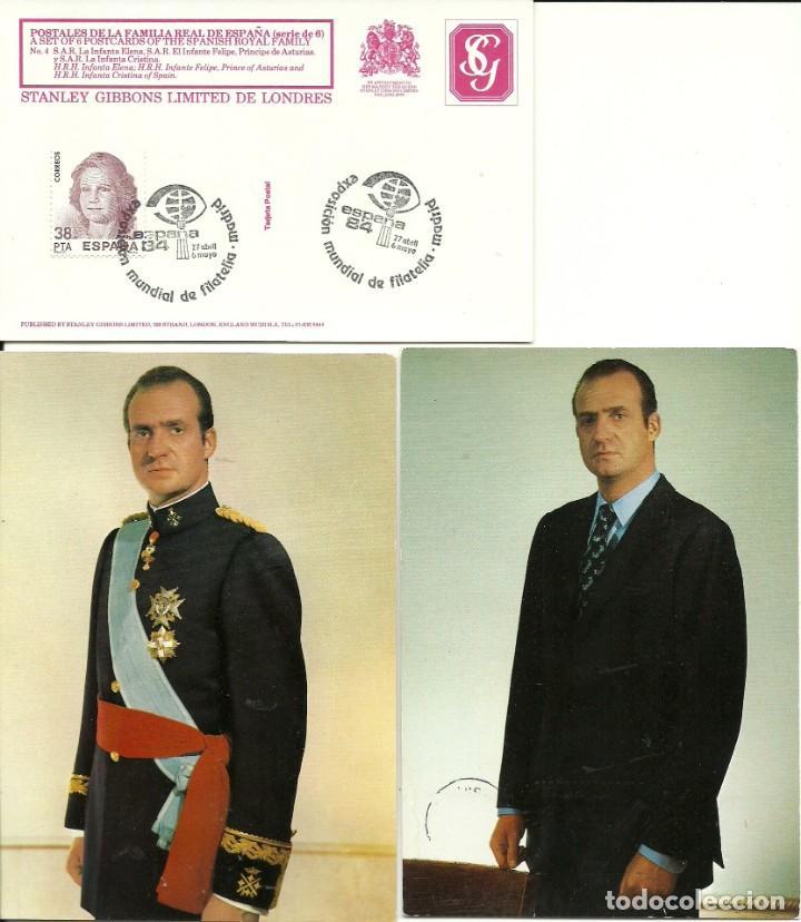 Postales: 35 Tarjetas Postales , Monarquia española - Foto 10 - 224423795