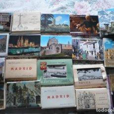 Postales: GRABN LOTE DE 46 MINITACOS. Lote 224960896