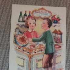 Postales: TARJETA POSTAL AÑO 1945. Lote 225027076
