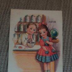 Postales: TARJETA POSTAL AÑOS 40. Lote 225029210